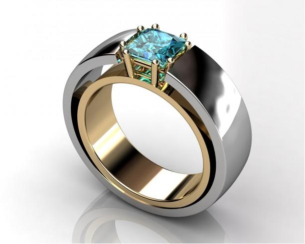 dobbel ring