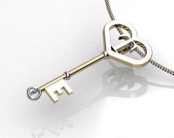 nøkkel